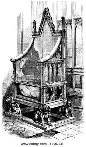 King Edwards Chair by St Edwards Chair Stock Photos U0026 St Edwards Chair Stock Images Alamy