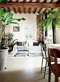 Retrieve Rustic Tropical Home Interiors Picture