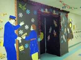 Christmas Door Decorating Contest Ideas by Polar Express Door Decorating Ideas U2013 Decoration Image Idea