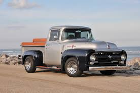 The Ultimate Sleeper 1956 Ford F-100 With Small-Block V-8 Power ...