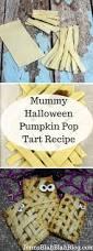 Carlsbad Nm Pumpkin Patch by Halloween Mummy Pumpkin Pop Tarts Recipe Jenns Blah Blah Blog