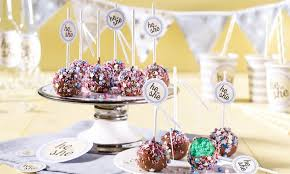 inside cake pops