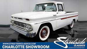 1962 Chevrolet C10 | Streetside Classics - The Nation's Trusted ... File1962 Chevrolet C10 333244561jpg Wikimedia Commons 1962 C 10 Custom Stepside Shortbed Trucks Pinterest For Sale Classiccarscom Cc1019941 Vancouver Car Rentals Pickup Ck Sale Near Cadillac Michigan 49601 Truck Wwwjustcarscomau C30 Panel W104 Kissimmee 2011 Gateway Classic Cars 93sct 60 Grain Truck Item Dc83 Sold January C40 98131 Mcg This Slammed Will Have You Rethking Longbed M80 Dump M8503