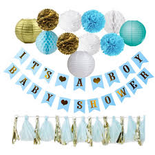 Baby Shower Boy Ideas Decorations For A White Umbrella Party