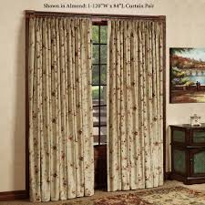 Kitchen Curtains At Walmart by Kitchen Charming Draperies For Sliding Glass Door With