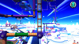 100 Spikes Game Zone Truck Mania Highspeed Warp Tube Sonic News Network FANDOM Powered By Wikia