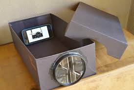 Make a Mobile Phone Projector for ly $5