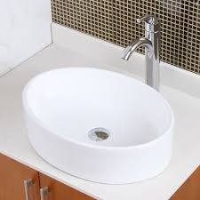 Kohler Vox Sink Images by Kohler Vox Vitreous China Oval Vessel Bathroom Sink With Overflow