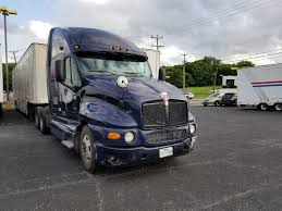 100 Truck Tractor 2007 Kenworth T2000 TRUCK TRACTOR For Sale 750000 Miles