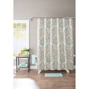 Grey Chevron Curtains Walmart by Better Homes And Gardens Shower Curtains Walmart Com