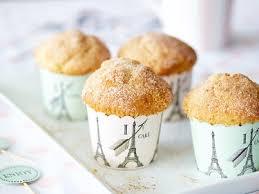 saftige apfelmus muffins mit zimtzucker