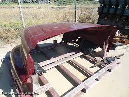 100 Truck Parts Topeka Ks Parts Item DS9463 SOLD October 19 And Trail