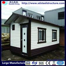 100 Conex Cabin Hot Item Ce And ISO Certificated Container Box For Sale
