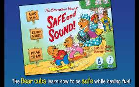 Berenstain Bears Christmas Tree Book by Berenstain Bears Safe U0026 Sound Android Apps On Google Play