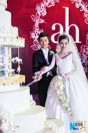 Highlights Of Wedding For Huang Xiaoming Angelababy