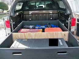DIY - Bed Storage System For My Truck - Toyota Tundra Forums ... 13 Nifty N New Products At Sema 2014 Motor Trend Help Us Test A Decked Truck Bed Storage System Page 7 Ford F150 Cooler Castrophotos Waterproof Box For Organizer Available 4wp And Abtl Auto Extras Ds3 851945005472 Ebay Drawer How I Built Out My Pickup Gearjunkie Decked Toyota Tacoma With Inbed