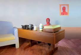 Spiderman Behind Desk Meme by Spiderman Behind Desk Desk Design Ideas