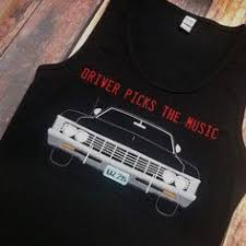 Supernatural Driver Picks The Music Impala Embroidery Design File