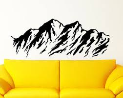 nature wall decal etsy