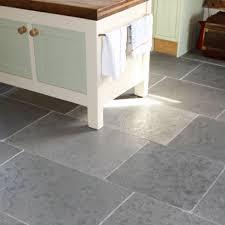 Tumbled Limestone Tiles Old Grey Flooring