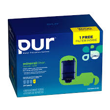 Pur Faucet Filter Cartridge by Shop Pur 3 Pack Replacement Water Filter At Lowes Com