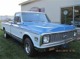 1972 Chevrolet Cheyenne For Sale #1934830 - Hemmings Motor News ... 1971 71 Chevrolet Cheyenne Super Short Bed Pickup Sold Youtube 1972 72 Chevy Shortbed Truck Regular 1979 Trucks Accsories And Dealer Keeping The Classic Look Alive With This First Truck I Bought At 18 Except Mine For Sale Classiccarscom Cc1003836 1996 3500 Crew Cab Pickup Item Da 1977 K10 44 With 6313 Actual Original Miles Used 2013 Silverado 1500 Edition 4x4 For The 7 Best Cars To Restore C10 12 Ton