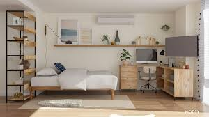 100 Tiny Apartment Layout Studio Ideas Two Ways To Arrange A Square
