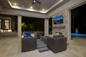 Custom Outdoor Kitchens Naples Fl by Naples Architect Home Design Contemporary Style With Pictures
