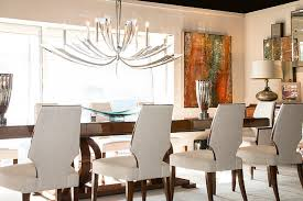Selva Vendome Dining Set Contemporary Room