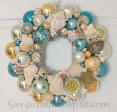 Seashell Christmas Tree Ornaments by Best 25 Seashell Christmas Ornaments Ideas On Pinterest