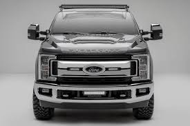ZROADZ Z415571-KIT OEM Grille Mounting Kit Black 2017 Ford F-250/350 ...