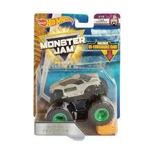 Jual 0960740002-2 Monster Jam Alien Invansion Hot Wheels Monster ...