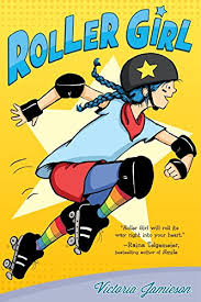 Roller Girl Review BEST Books For 11 Year Olds