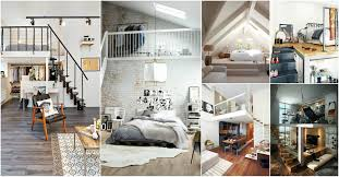 100 How To Design A Loft Apartment Chic Bedroom Decor Ideas That Will Catch Your Eye