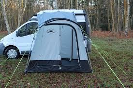 SunnCamp Silhouette 225 Motor Puls Awning Drive Away Caravan Motorhome Campervan Awnings