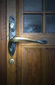 poignée de porte d entrée combiner bien avec l extérieur