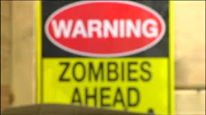 Emmaus Halloween Parade 2015 by Shooting Zombies For A Good Cause Wfmz