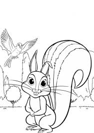Click To See Printable Version Of Whatnaught And Robin From Sofia The First Coloring Page