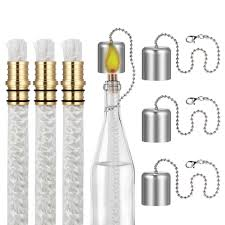 Citronella Oil Lamps Uk by Outdoor Torches Amazon Com