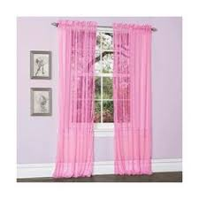 Target Pink Window Curtains by Eclipse Light Blocking Miley Thermaback Curtain Panel Pink 16