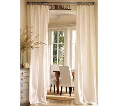 Sheet…that s cheap $4 Ready Made Curtains
