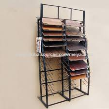 china speciality stores height row ceramic tile display