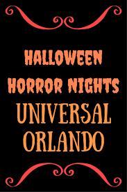 Halloween Horror Nights Parking Orlando by Souls Will Be Sacrificed At Universal Orlando Halloween Horror