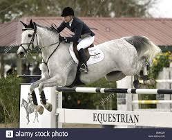 100 Wellington Equestrian Club Feb 18 2005 FL USA MAGGIE ENGLE Competes Friday In