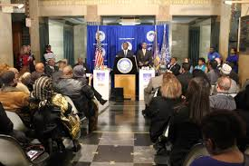 Mayor Brown Hosts Annual Rev Dr Martin Luther King Jr