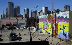 dallas the 42 murals project map http streetiam com the 42