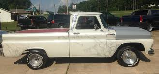 100 1963 Chevy Truck C10 Custom Interior Nice With 350 And Auto NO