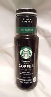Starbucks Iced Coffee 6