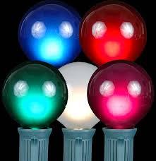 assorted satin g50 7 watt replacement bulbs 25 pack novelty