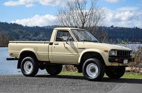 1983 Toyota 4x4 Pickup For Sale On BaT Auctions - Sold For $13,500 ... 12 Perfect Small Pickups For Folks With Big Truck Fatigue The Drive Toyota Tacoma Reviews Price Photos And Specs Car 2017 Sr5 Vs Trd Sport Best Used Pickup Trucks Under 5000 20 Years Of The Beyond A Look Through Tundra Wikipedia 2016 Hilux Unleashed Favored By Militants Worlds V6 4x4 Manual Test Review Driver Heres Exactly What It Cost To Buy And Repair An Old Why You Should Autotempest Blog Think Future Compact Feature Trend